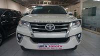 Bán xe Toyota Fortuner 2.7V 4x2 AT 2016 giá 1 Tỷ 190 Triệu - TP HCM