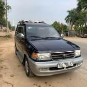 Bán xe Toyota Zace GL 2000 giá 145 Triệu - Hà Nội