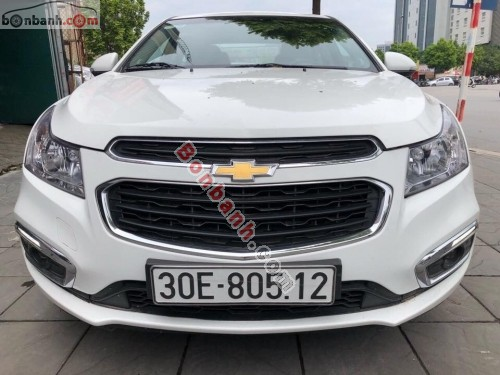 Chevrolet Cruze LT 1.6 MT - 2016