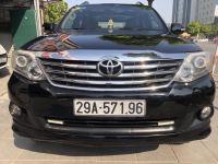 Bán xe Toyota Fortuner 2.7V 4x2 AT 2013 giá 675 Triệu - Hà Nội