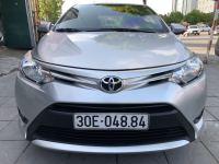 Bán xe Toyota Vios 1.5E 2016 giá 490 Triệu - Hà Nội
