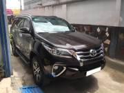 Bán xe Toyota Fortuner 2.7V 4x2 AT 2017 giá 1 Tỷ 195 Triệu - TP HCM