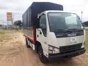Bán xe Isuzu QKR Thùng bạt 2018 giá 445 Triệu - Bình Dương