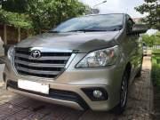 Bán xe Toyota Innova 2.0G 2015 giá 600 Triệu - TP HCM