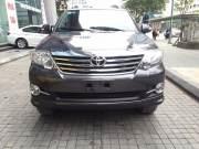 Bán xe Toyota Fortuner 2.7V 4x2 AT 2015 giá 815 Triệu - Hà Nội