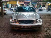 Bán xe Mercedes Benz C class C240 Avantgarde 2003 giá 224 Triệu - Hà Nội