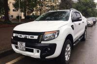 Bán xe Ford Ranger Wildtrak 3.2L 4x4 AT 2014 giá 560 Triệu - Hà Nội