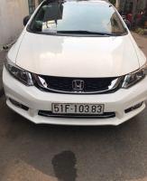 Bán xe Honda Civic 2.0 AT 2015 giá 633 Triệu - TP HCM