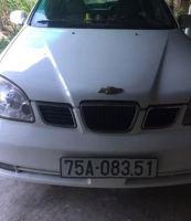 Bán xe Daewoo Lacetti EX 1.6 MT 2004 giá 150 Triệu - Thừa Thiên Huế