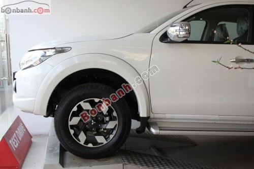 Mitsubishi Triton 4x4 AT Mivec - 2018
