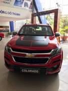 Bán xe Chevrolet Colorado High Country 2.5L 4x4 AT 2018 giá 789 Triệu - Lâm Đồng