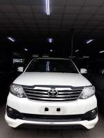 Bán xe Toyota Fortuner TRD Sportivo 4x2 AT 2015 giá 869 Triệu - Hà Nội