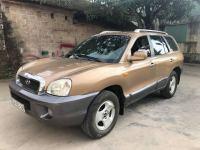 Bán xe Hyundai SantaFe Gold 2.0 AT 2003 giá 265 Triệu - Hải Dương