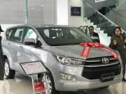Toyota Innova 2.0E 2018 giá 693 Triệu - Hà Nội