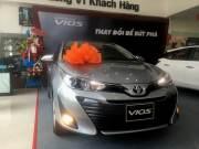 Bán xe Toyota Vios 1.5G 2019 giá 591 Triệu - TP HCM