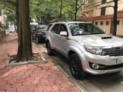 Bán xe Toyota Fortuner 2.5G 2015 giá 840 Triệu - Hà Nội