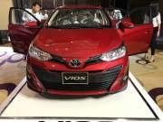 Bán xe Toyota Vios 1.5E CVT 2018 giá 554 Triệu - TP HCM