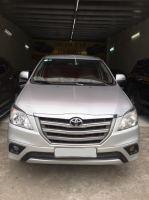 Bán xe Toyota Innova 2.0E 2015 giá 585 Triệu - Hải Phòng