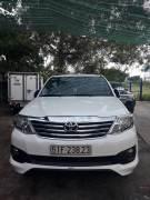 Bán xe Toyota Fortuner TRD Sportivo 4x2 AT 2015 giá 860 Triệu - TP HCM