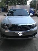 Bán xe Toyota Fortuner 2.7V 4x2 AT 2012 giá 650 Triệu - TP HCM