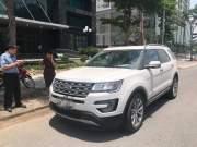 Bán xe Ford Explorer Limited 2.3L EcoBoost 2018 giá 2 Tỷ 289 Triệu - Hà Nội