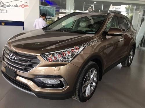 Hyundai Santa Fe 2.4L 4WD - 2018