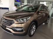 Bán xe Hyundai SantaFe 2.4L 4WD 2018 giá 1 Tỷ 70 Triệu - TP HCM
