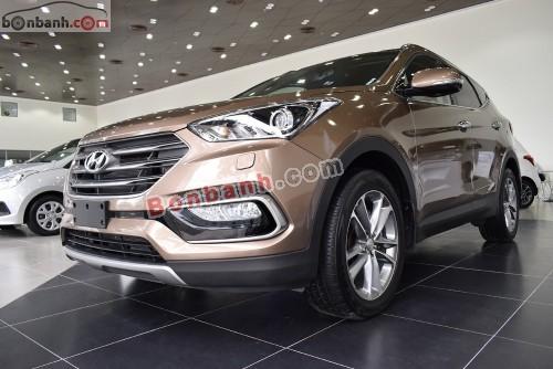 Hyundai Santa Fe 2.2L 4WD - 2018