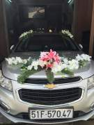 Bán xe Chevrolet Cruze LT 1.6 MT 2016 giá 430 Triệu - TP HCM