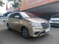 Bán xe Toyota Innova 2.0E 2016 giá 595 Triệu - Hà Nội