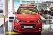 Bán xe Chevrolet Spark LT 1.2 MT 2018 giá 389 Triệu - TP HCM