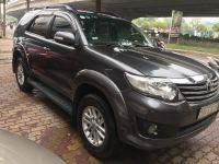 Bán xe Toyota Fortuner 2.7V 4x2 AT 2012 giá 670 Triệu - Hà Nội