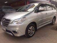 Bán xe Toyota Innova 2.0E 2015 giá 592 Triệu - Hà Nội