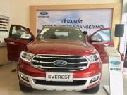 Bán xe Ford Everest Titanium 2.0L 4x2 AT 2018 giá 1 Tỷ 177 Triệu - Hà Nội