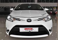 Bán xe Toyota Vios 1.5E CVT 2017 giá 525 Triệu - TP HCM
