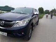 Bán xe Mazda BT 50 2.2L 4x4 MT 2016 giá 530 Triệu - Hà Nội