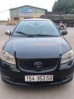 Bán xe Toyota Vios 1.5 MT 2005 giá 158 Triệu - Hải Phòng