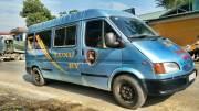 Bán xe Ford Transit Van 2.5L 2002 giá 78 Triệu - Phú Thọ