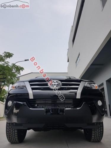 Toyota Fortuner 2.4G 4x2 MT - 2018