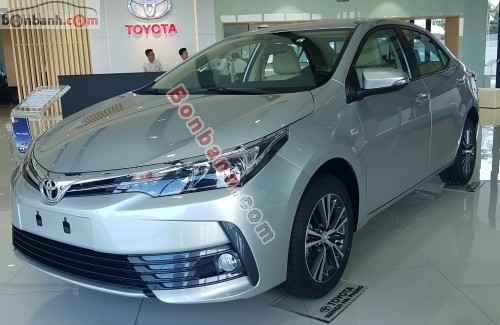 Toyota Corolla altis 1.8G AT - 2018