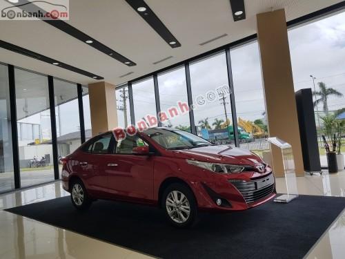Toyota Vios 1.5G - 2018