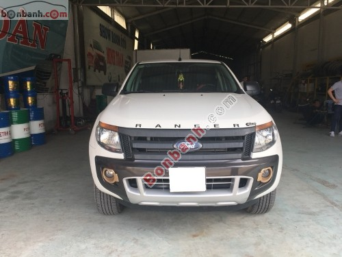 Ford Ranger XLS 2.2L 4x2 MT - 2014