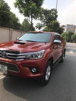 Bán xe Toyota Hilux 3.0G 4x4 AT 2016 giá 722 Triệu - Hà Nội