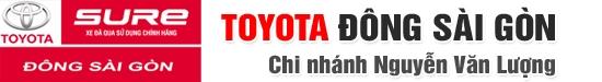 Toyota Đông Sài Gòn - CN Nguyễn Văn Lượng - Đại lý chuyên cung cấp dòng xe Toyota đã qua sử dụng.