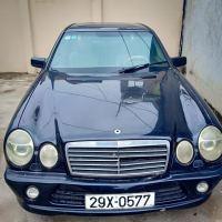 Bán xe Mercedes Benz E class E230 AT 1996 giá 62 Triệu - Vĩnh Phúc