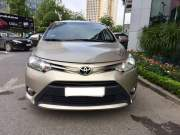 Bán xe Toyota Vios 1.5E 2017 giá 498 Triệu - Hà Nội