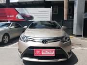 Bán xe Toyota Vios 1.5G 2016 giá 535 Triệu - Hà Nội
