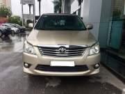 Bán xe Toyota Innova 2.0G 2013 giá 571 Triệu - Hà Nội