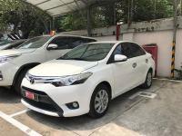 Bán xe Toyota Vios 1.5G 2016 giá 550 Triệu - TP HCM