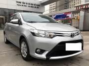 Bán xe Toyota Vios 1.5E 2017 giá 520 Triệu - Hà Nội